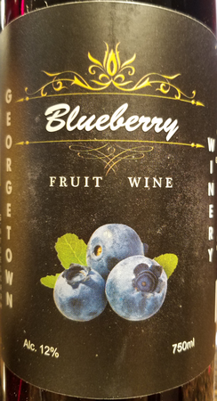 Georgetown Blueberry