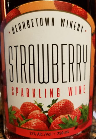 Georgetown Sparkling Strawberry