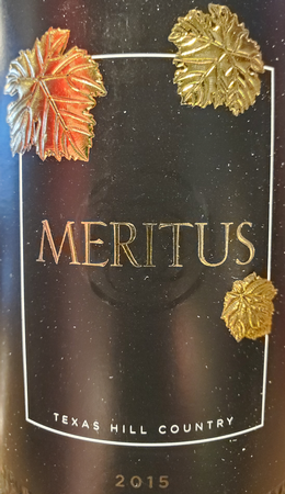 Fall Creek 2015 Meritus