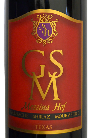 Messina Hof 2015 GSM