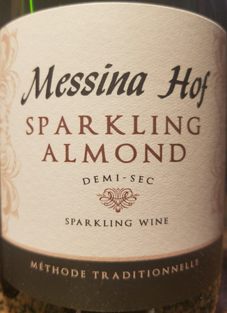 Messina Hof Sparkling Almond Image