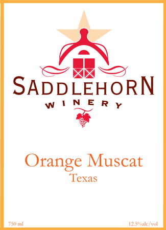 Saddlehorn Orange Muscat