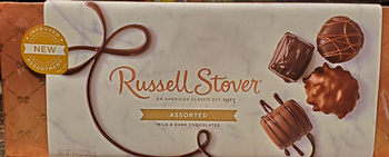 Russell Stover Milk and Dark Assorted Chocolates