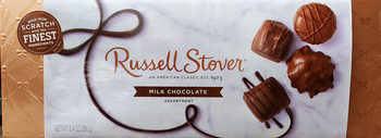 Russell Stover Milk Chocolate Assortment