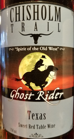 Chisholm Trail Ghost Rider