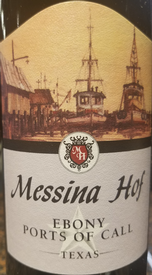 Messina Hof Ebony Ports of Call