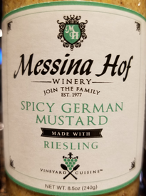 Messina Hof Spicy German Mustard