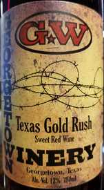 Georgetown Texas Gold Rush-Blackberry