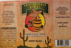 Thirsty Mule Sweet Blush