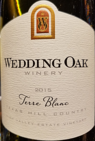 Wedding Oak 2015 Terre Blanc