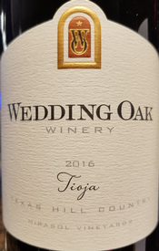 Wedding Oak 2016 Tioja
