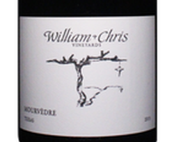 William Chris 2015 Texas Mourvedre