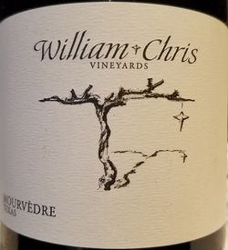 William Chris Texas Mourvedre